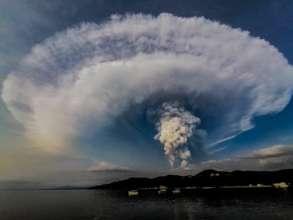 Taal Volcano Eruption (Kenji Cheow: Magnus News)