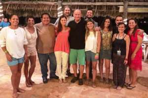 MAR Fellows at the  MAR Coral Restoration Network