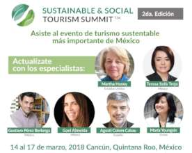 Sustainable Social and Tourism Summit -Vicente