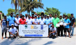 Belize Fisheries Forum organized by Fellows