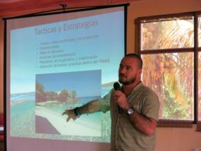 Giacomo, 2012 Fellow, Roatan Marine Park Director