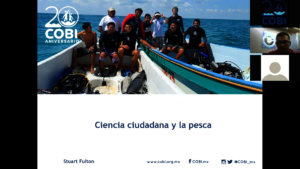 Citizen Science webinar - COBI