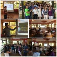 2016 cohort during 2nd workshop