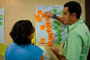 Experts help our fellows succeed