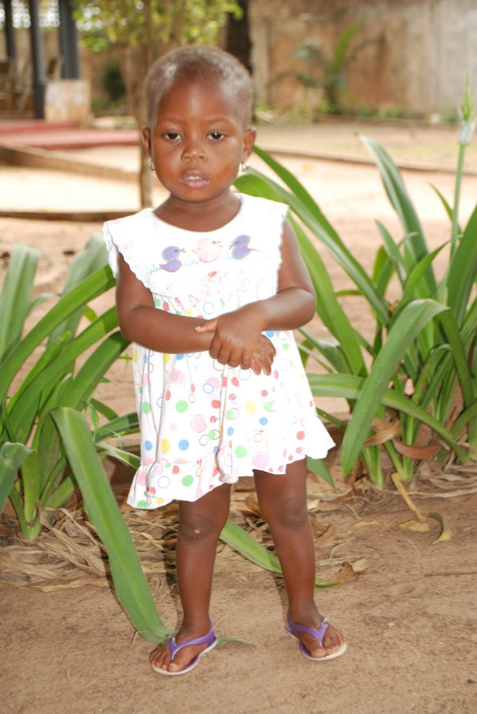 Combating Child malnutrition with mushroom in Togo