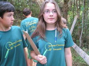 Junior Scientists ready to start planning