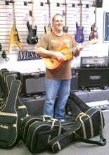 Meet Scott who has repaired the guitars