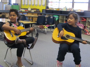 Music makes learning fun!