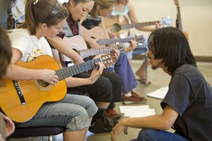 Student Teachers in Training at UC Berkeley