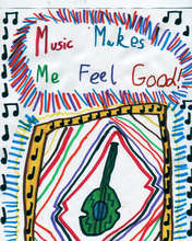 Music Makes me Feel Good