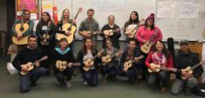 Teachers in Oakland, CA Bring Music to Learning!