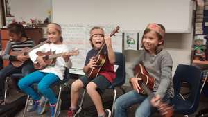Music Makes a Difference in learning!