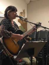 Felicia Fis Sharing Music with GITC Teachers