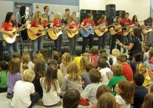 Teachers Rock with Drew Taubenfeld