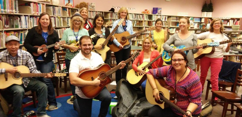 Infuse Learning with Music in PreK-8 Classrooms!