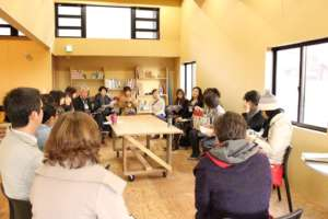 The last Grassroots Women's Academy in Iwate