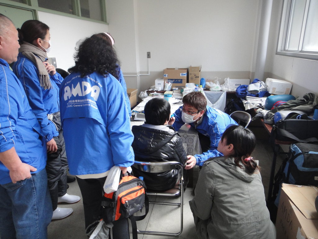 Support high school students in Tohoku