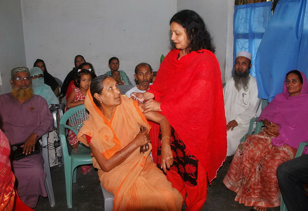 Help Treat 1,200 Poor Diabetes in Bangladesh