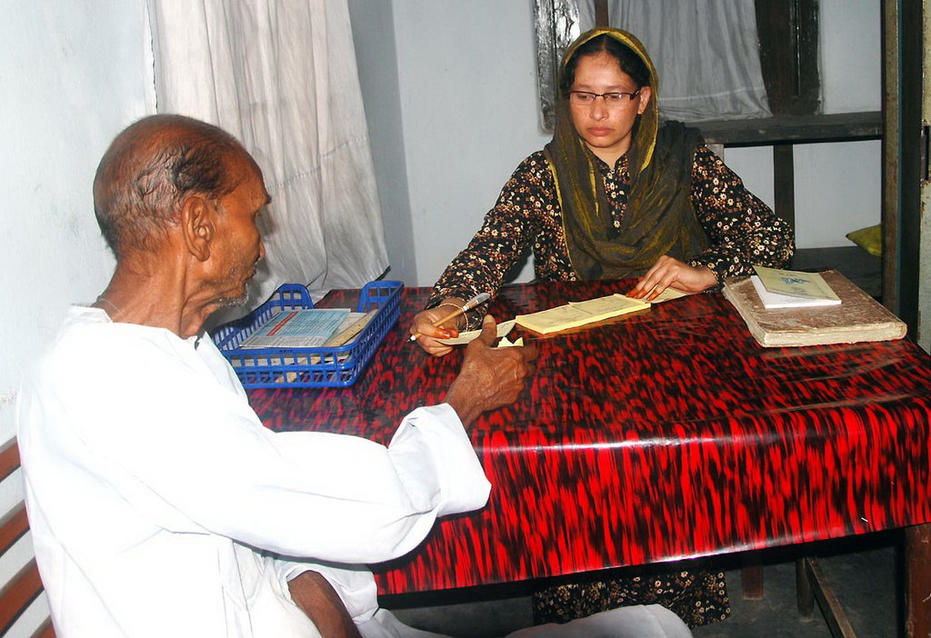 Help Treat 1,200 Poor Diabetes in Bangladesh