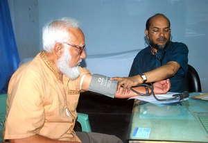 Doctor Examining patient-3