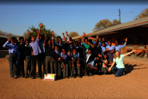 Group picture at ECO CLUB launch