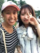 Se-Hee (right), 1st year majoring in Hotel Tourism