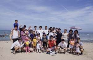 Annual summer retreat in Pohang