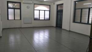 View of Occupational Room (before)