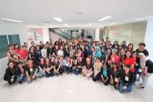 Participants of PBS Workshop 2019