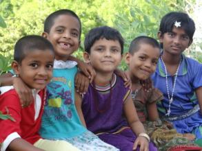 BASS Happy children