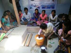 Vocational training for migrated child Labor