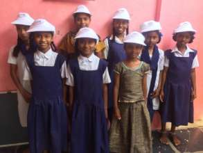 some of the girls in the school