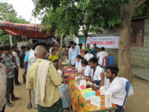 Community Health camp