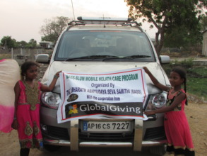 BASS second hand Mobile Van for Health program