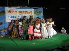Christmas Celbrations 2013