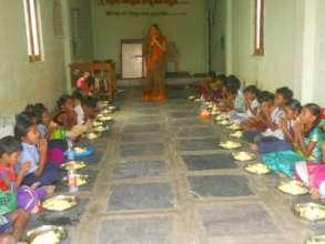BASS Ligayapalem School children