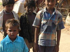 Edlapadu Dispalced Families children
