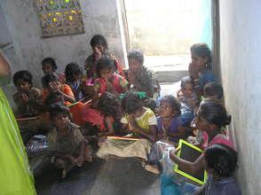 KVP Colony Children