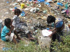 Sundarayya Colony slum