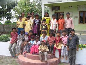 BASS ORPHANANGE CHILDREN