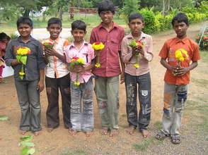 BASS Orphanage home children