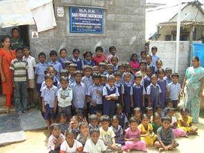 BASS PRIMARY SCHOOL CHILDREN