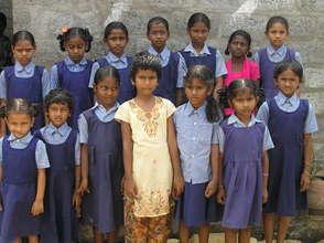 BASS Primary school girls