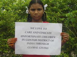 Madhavi- BASS child