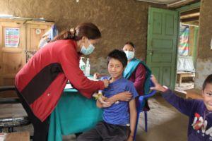 Patient treatment.