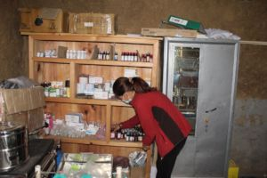 Health Clinic store