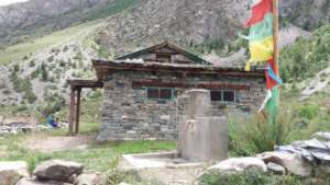 Halji (Limi) - Our remotest clinic.