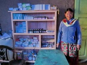 Auxillary Nurse Midwife - Nabina