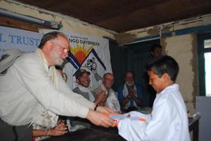 Rotary Club Durango Daybreak & Little Doctors