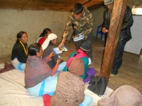 Community Health Awareness Training.